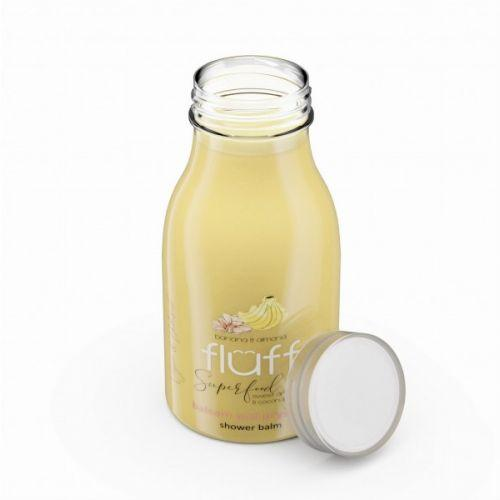 FLUFF SMOOTHIE SUPERFOOD IN SHOWER BODY LOTION BANANA ALMONDS 300 ML
