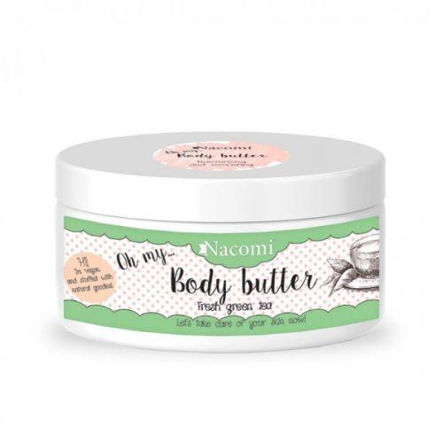 NACOMI Body butter  GREEN TEA 100 ml