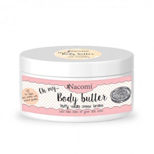 NACOMI Body butter Vanilla crème brûlée 100 ml