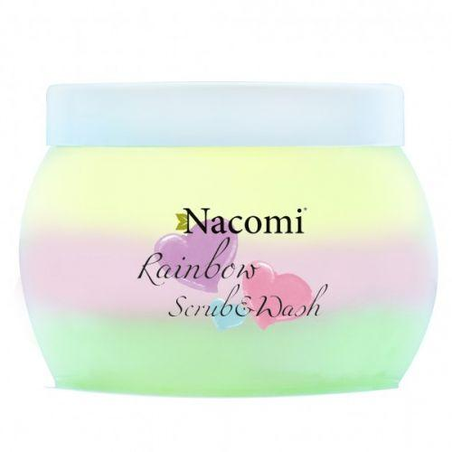 NACOMI Rainbow scrub and wash 200 ML