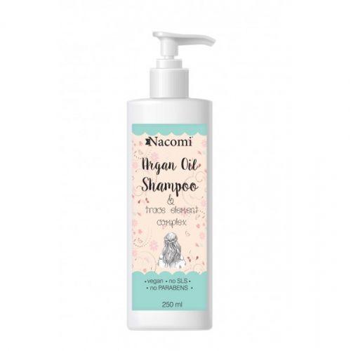 NACOMI Shampoos -Argan Oil 250 ML