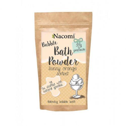 Nacomi -Bath Powder 150 G - Sunny orange sor- bet