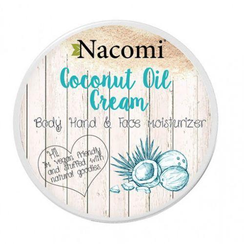 Nacomi - COCONUT oil CREAM hand and body