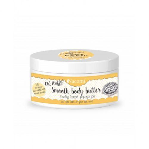 NACOMI Smooth body butters papayia