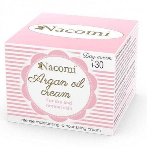 NACOMI ARGAN DAY CREAM WITH VITAMIN E +30