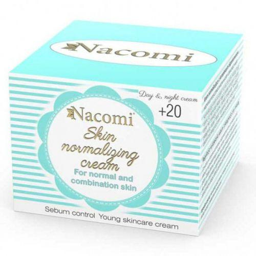 Nacomi - NORMALIZING DAY-NIGHT CREAM FOR YOUNG SKIN +20