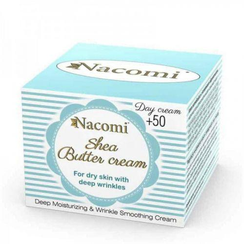 Nacomi shea butter day cream +50