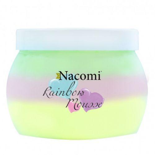 NACOMI RAINBOW BODY MOUSSE 200 ML