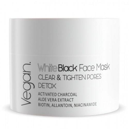 Nacomi - white black Detox Mask