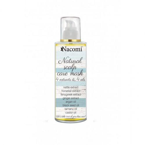 Nacomi - A natural oil for the scalp 4 oils - Size : 50ml