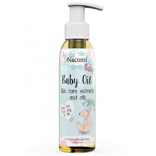 NACOMI BABY OIL 130 ML