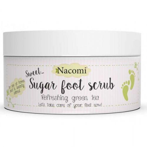 Nacomi - SUGAR FOOT SCRUB 125G