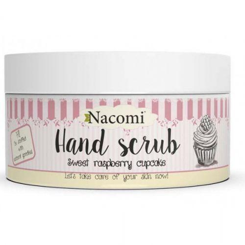 NACOMI HAND SCRUB SWEET RASPBERRY CUPCAKE 125 G