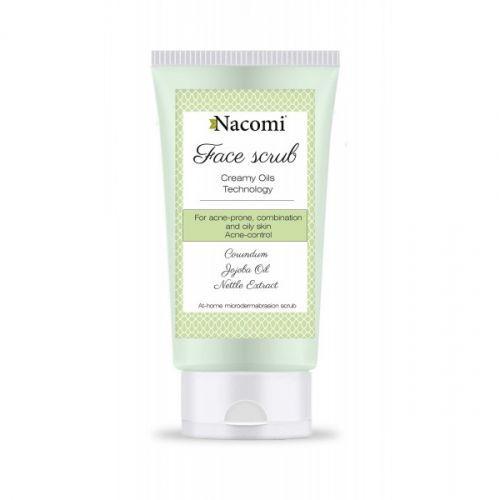 NACOMI FACE SCRUBE Acne - Control facial peeling 85 ML