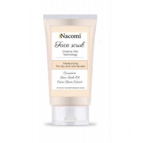 Nacomi - Moisturizing face scrub