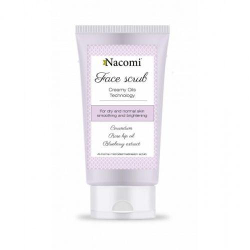 Nacomi -Face scrub-Smoothing face peeling