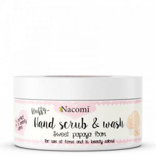 NACOMI -Hand scrub & wash SWEET PAPAYIA FOAM 135 ML