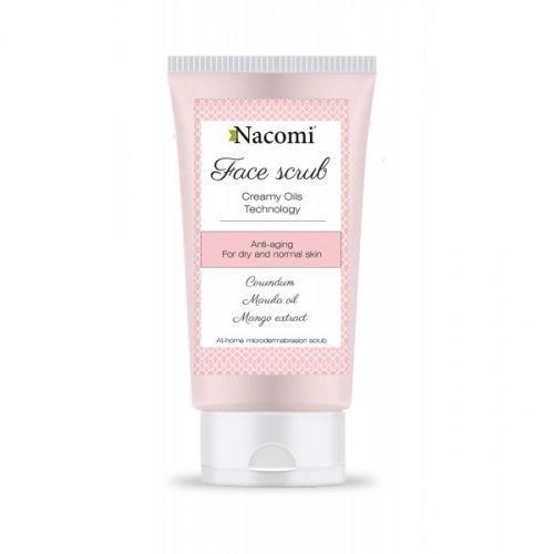 Nacomi - Face Scrub - Anti-aging facial peeling