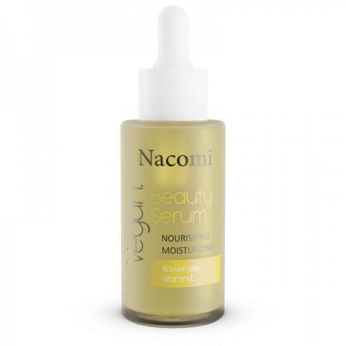 Nacomi -BEAUTY SERUM - NOURISHING AND MOISTURIZING
