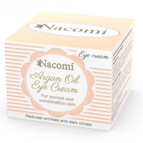 Nacomi - ARGAN NATURAL EYE CREAM