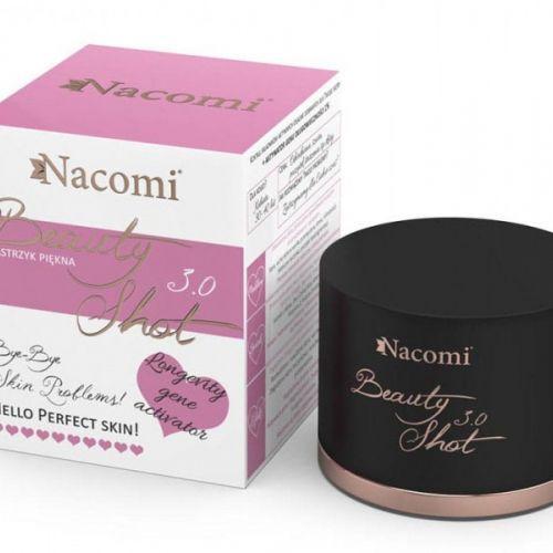 Nacomi -Beauty shot serum / cream 30