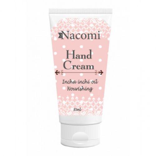 NACOMI Natural hand cream - nutrition and hydration INCA INCHI