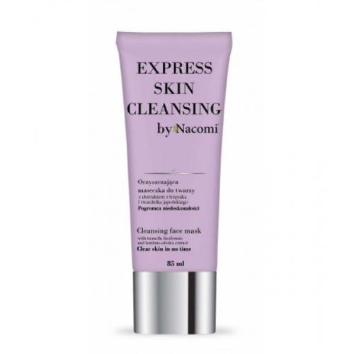 Nacomi Creamy Mask -cleansing facial mask Express
