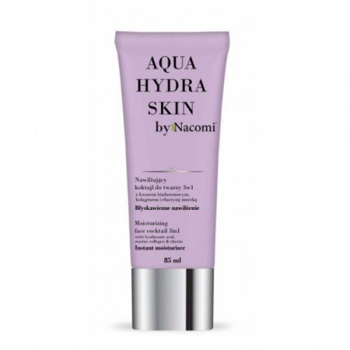 Nacomi Creamy Mask -Aqua Hydra - Moisturizing facial  - Instant Moisturizing