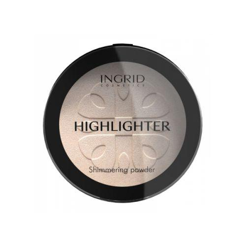INGRID HIGHLIGHTER SHIMMERING POWDER 21 G