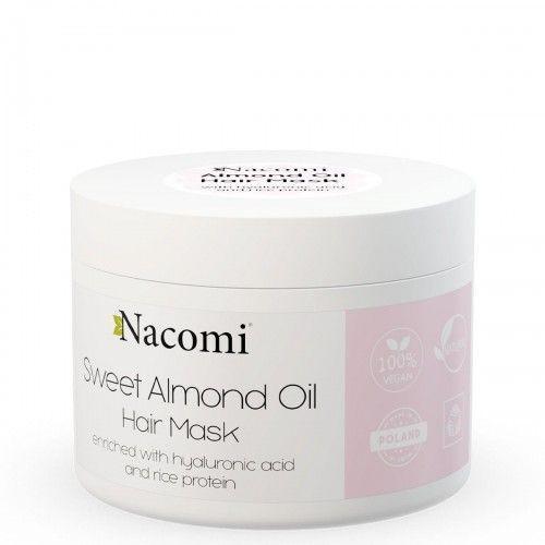 NACOMI Hair Mask -almond oil 200 ML