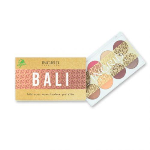 INGRID - I Eyeshadow Palette Bali Hibiscus