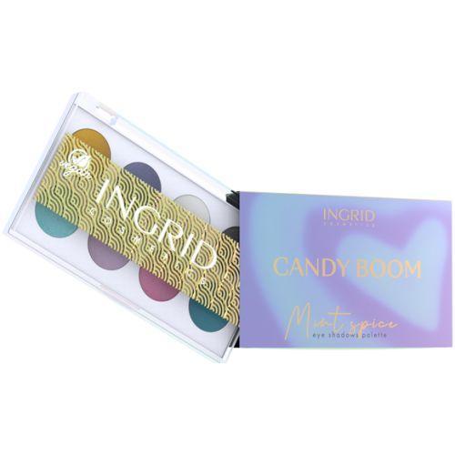 INGRID - I Eyeshadow Candy Boom Mint Spice