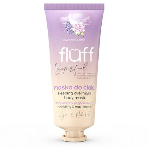 FLUFF - LAVENDER AND ROSE NIGHT MASK 150 ML