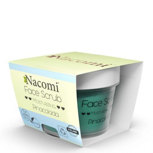 Nacomi - FACE AND LIP SCRUB - PINACOLADA