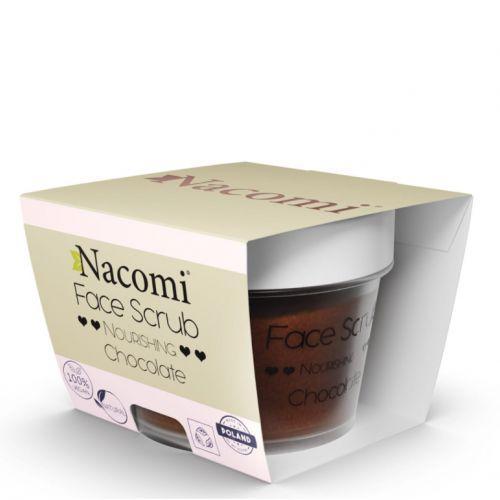 Nacomi - face and mouth scrub - Chocolate